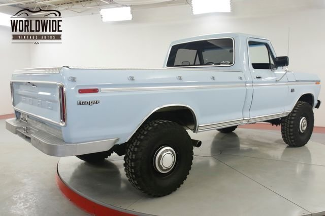 1973 Ford F250