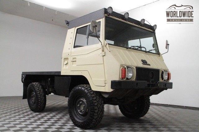 1973 Pinzgauer Steyr-Daimler-Puch 710