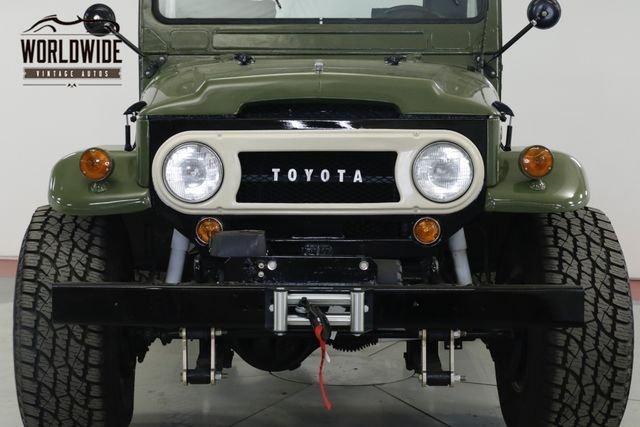 1964 Toyota Land Cruiser