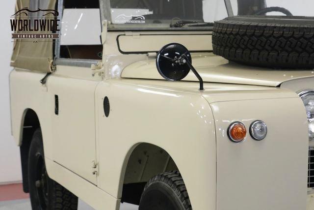 1964 Land Rover Iia