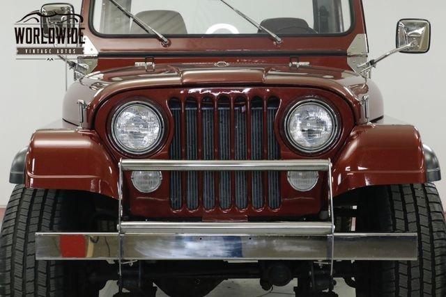 1985 Jeep Scramler