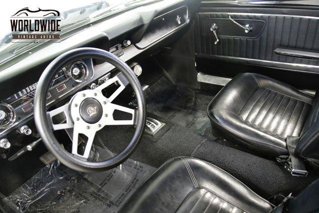 1965 Ford Mutang
