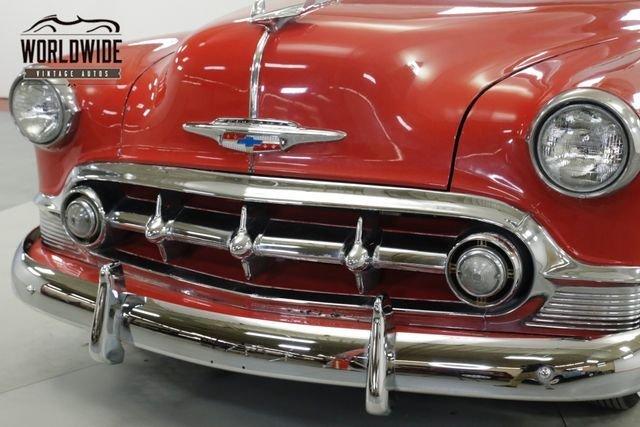 1953 Chevrolet Belair