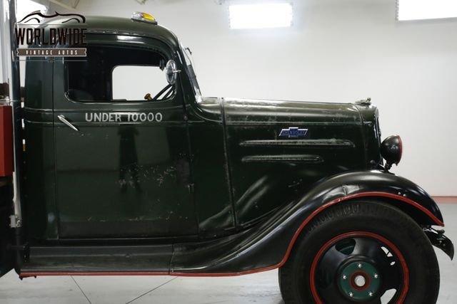 1936 Chevrolet Flatbed