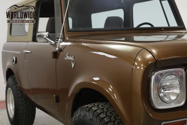 1968 International Scout 800