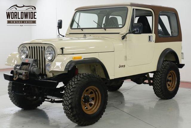 1982 jeep cj7