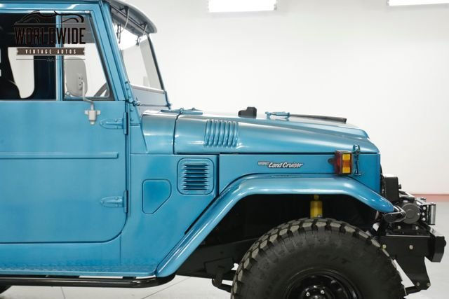 1967 Toyota Land Cruiser