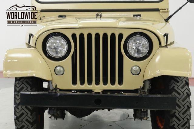 1953 Jeep M38
