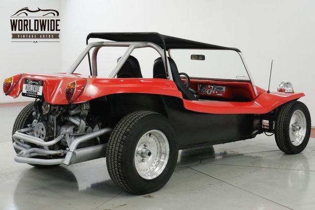 1973 Volkswagen Dune Buggy