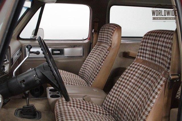 1980 Chevrolet Blazer K5