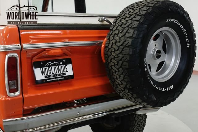 1970 Ford Bronco