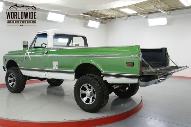 1970 Chevrolet K20
