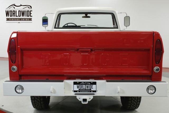 1968 Dodge Power Wagon