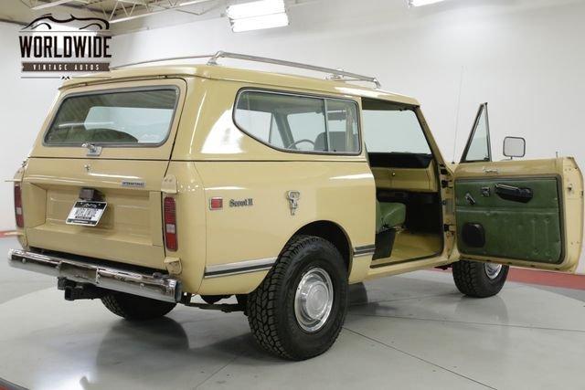 1975 International Scout
