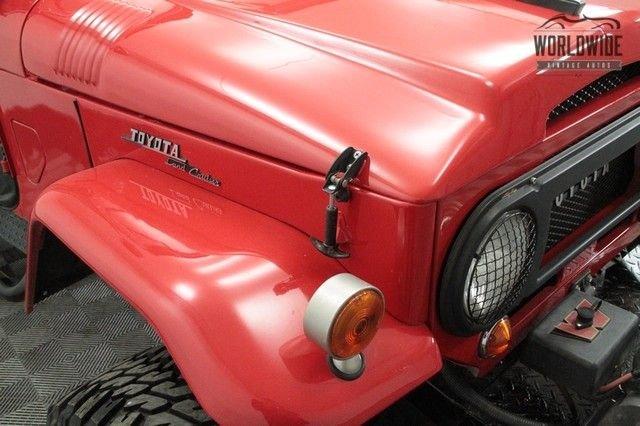 1964 Toyota Landcruiser Fj40
