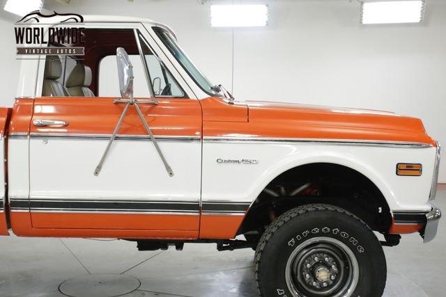 1968 Chevrolet K20