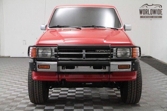1987 Toyota Sr5 4X4