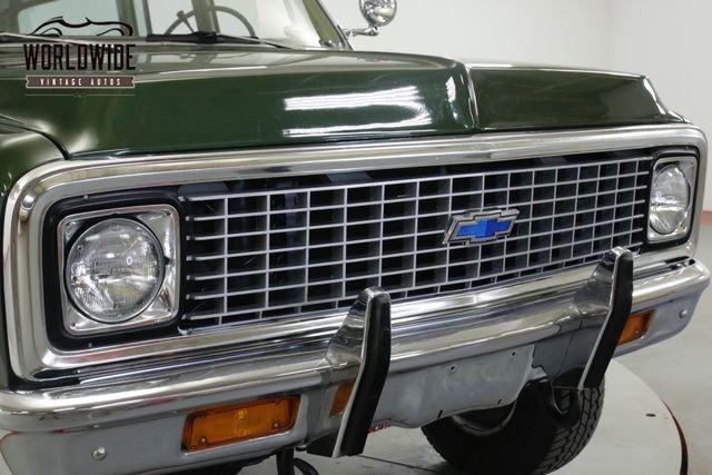 1972 Chevrolet Suburban