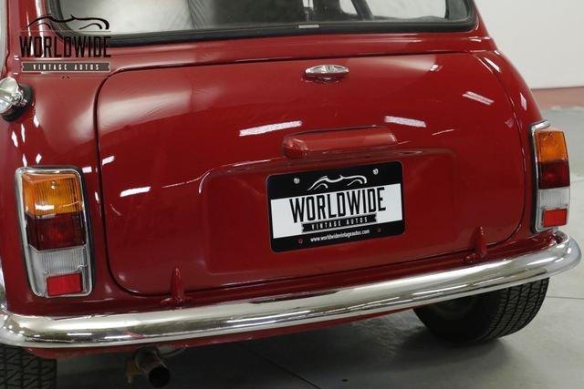 1965 Morris Mini Cooper