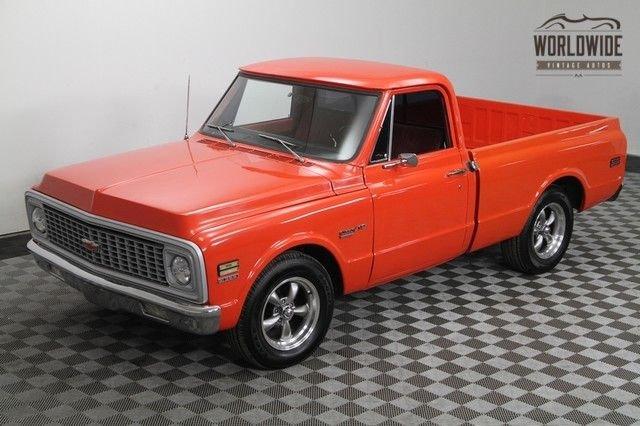 1972 chevrolet c 10 truck