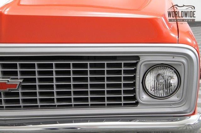 1972 Chevrolet C-10 Truck