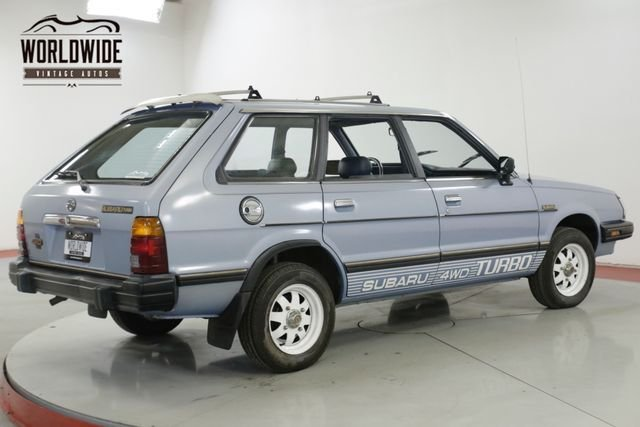 1983 Subaru Gl