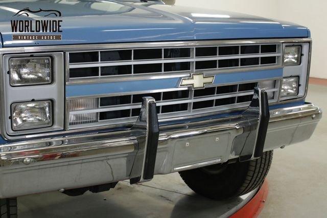 1987 Chevrolet K30