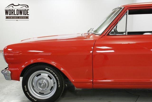 1963 Chevrolet Nova Ii