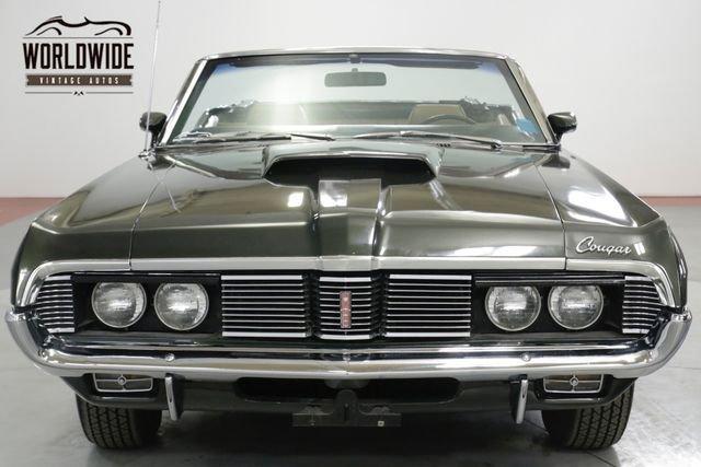 1969 Merury Cougar