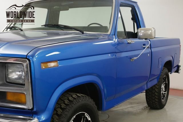 1981 Ford F150