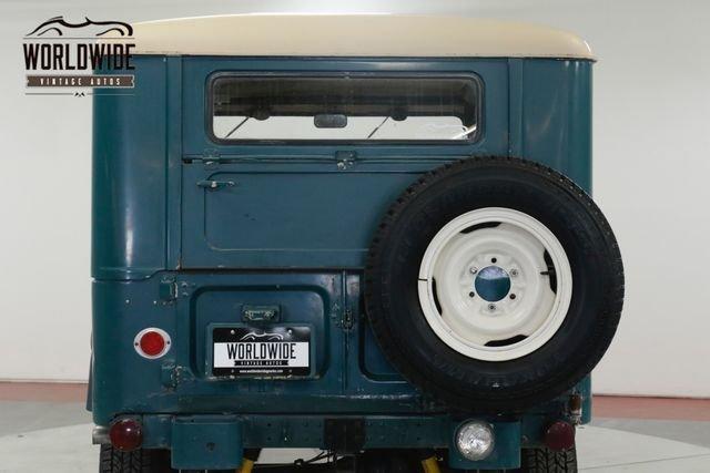 1965 Toyota Land Cruiser