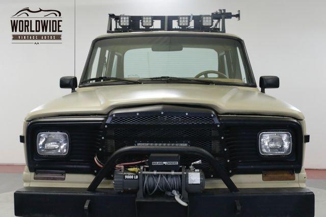 1983 Jeep Wagoneer
