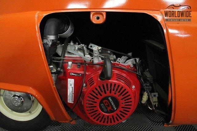 1958 BMW Isetta 300 Convertible