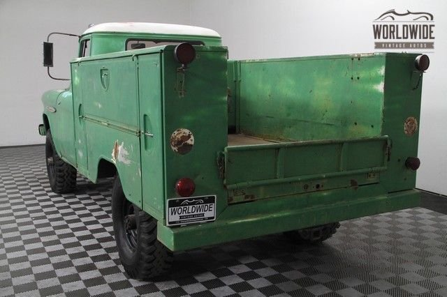 1957 Chevrolet 3600