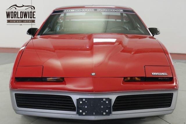 1983 Pontiac Firebird
