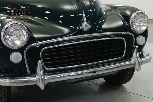 1967 Morris Minor 1000