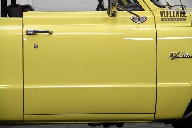 1970 Chevrolet Blazer K5