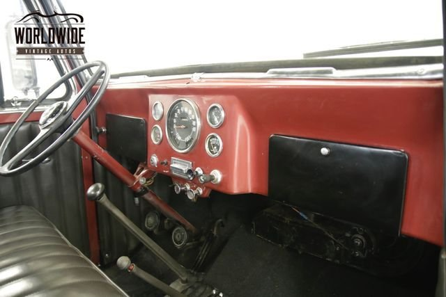 1963 Jeep Willys