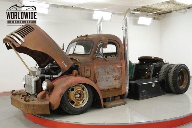 1950 REO Truck