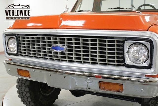 1971 Chevrolet Super Cheyenne