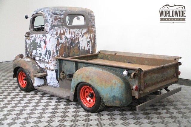 1941 Dodge Coe F5