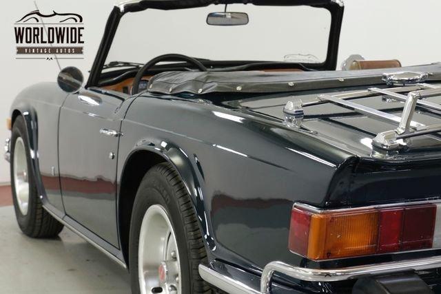 1974 Triumph TR6