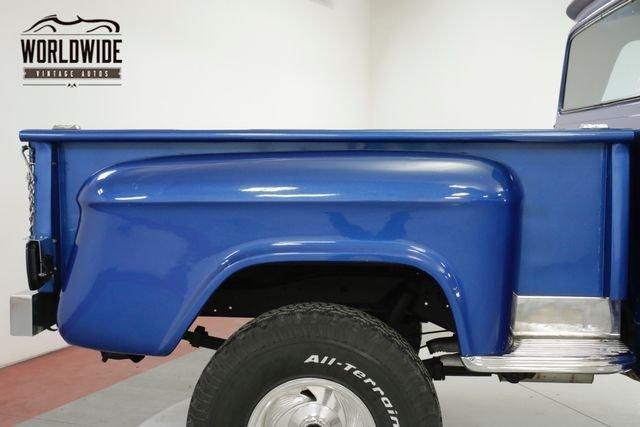1961 Chevrolet Apache