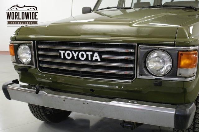 1985 Toyota Land Cruiser