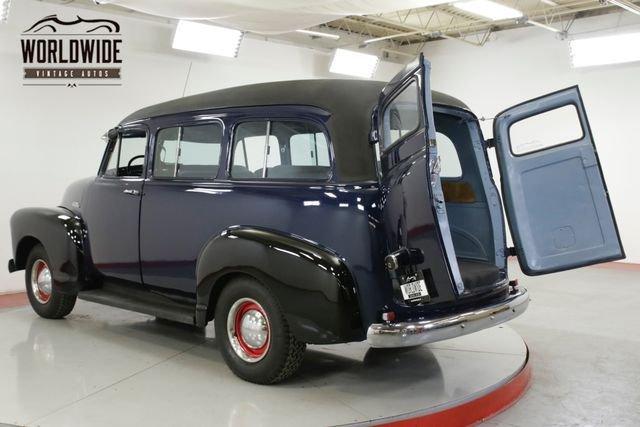 1951 Chevrolet Suburban