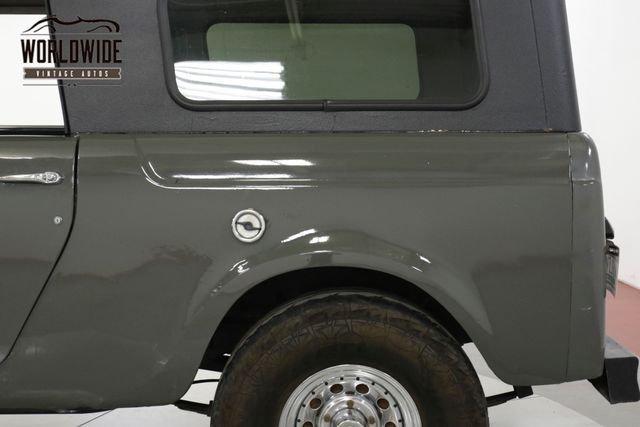 1969 International Scout 800