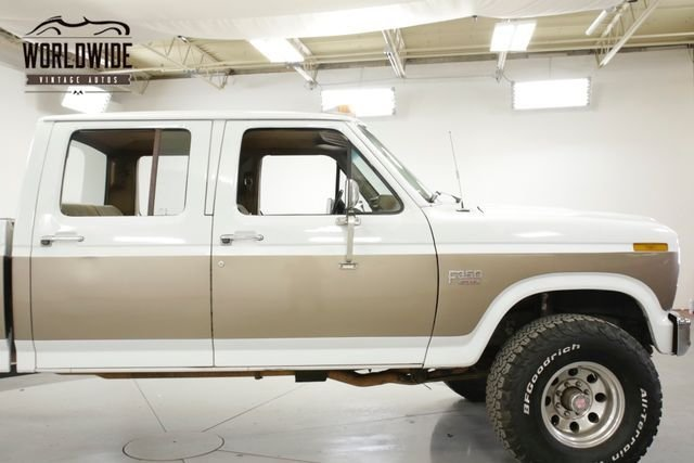 1986 Ford F350