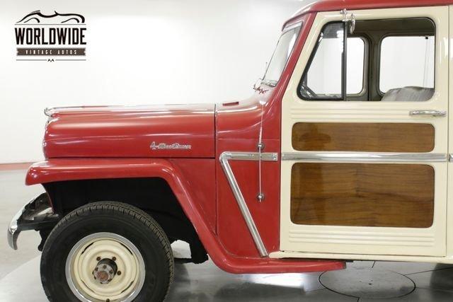 1962 Willys Wagon