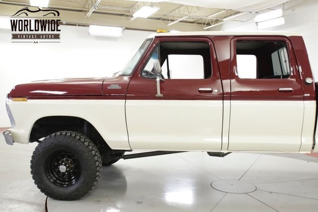 1974 Ford F250