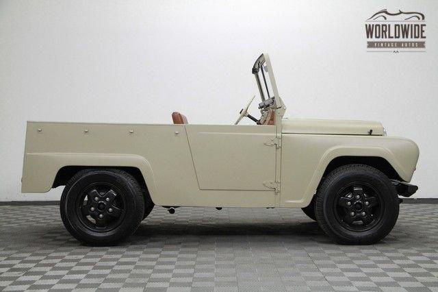 1959 Austin Gipsy